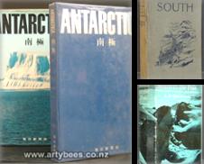 Arctic & Antarctic Sammlung erstellt von Arty Bees Books