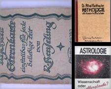 Astrologie Sammlung erstellt von Antiquariat in Buch