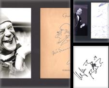 art Sammlung erstellt von Markus Brandes Autographs GmbH