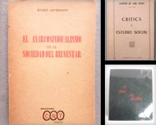 Anarquismo de Auca Llibres Antics / Robert Pérez