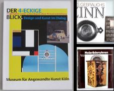 Angewandte Kunst Sammlung erstellt von Verlag IL Kunst, Literatur & Antiquariat