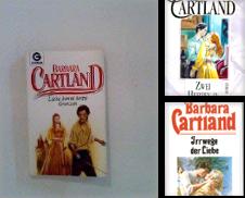 Cartland Sammlung erstellt von Der Bücher-Bär