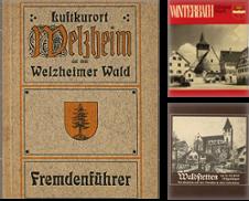 Deutschland Baden-Württemberg Sammlung erstellt von Peters Buchkontor