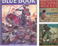 Adventure Pulps Curated by Books from the Crypt