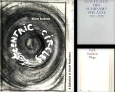 Buchwesen (Verlagswesen) Sammlung erstellt von Antiquariat Jürgen Lässig