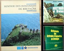Bretagne Proposé par Librairie Laurencier