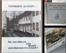 Flensburg Sammlung erstellt von Antiquariat Hubertus von Somogyi-Erdödy