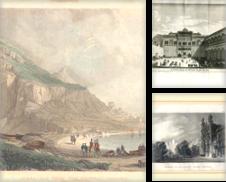 Grabados Andalucía de Orbis Antique Prints