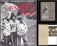 Alpinismus Sammlung erstellt von ANTIQUARIAT KREUSSEL