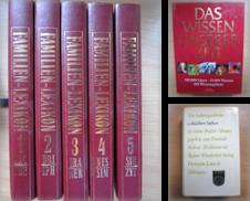 Allgem Lexika Sammlung erstellt von Klaus Kleinmann