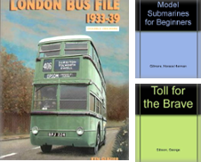 Buses Curated by Carnforth Bookshop