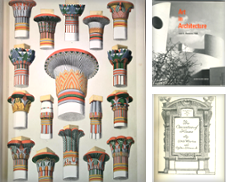 Architecture & Design Curated by William Reese Company - Literature, ABAA