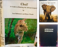 Hunting Africa Curated by SAFARI BOOKS