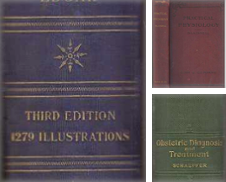 Old Medical Books Curated by High-Lonesome Books