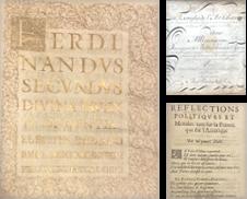 17th Century Sammlung erstellt von Földvári Books
