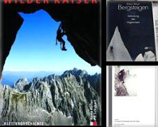 Alpinismus Sammlung erstellt von Buchhandlung&Antiquariat Wortreich
