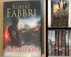 Military Fiction Sammlung erstellt von UKBookworm
