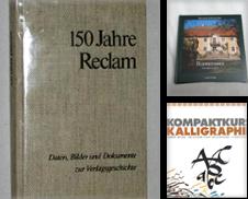 Buch (u. Verlagswesen) Sammlung erstellt von Hans-Joachim Hünteler