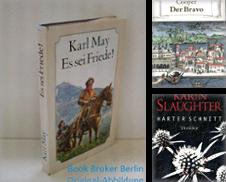 Abenteuer Sammlung erstellt von Antiquariat und Buchhandlung Dietzel
