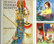 Artists Curated by Bud Plant & Hutchison Books