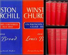 Autobiographien, Biographien Sammlung erstellt von Antiquariat Das Zweitbuch, Berlin