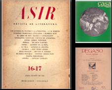 Revistas Culturales de Eduardo Martínez Moreira
