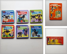 Children's picture books Curated by The Frog and Flamingo