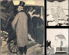 KARIKATUR Sammlung erstellt von Kunkel Fine Art