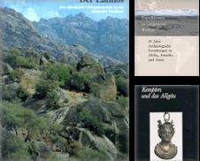 Archäologie Sammlung erstellt von Antiquariat Berghammer