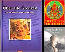 Buddhismus Sammlung erstellt von Buchhandlung Gerhard Höcher