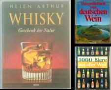 Alkohol Sammlung erstellt von KULTur-Antiquariat