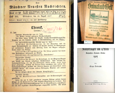 1. Weltkrieg 1914-1918 Sammlung erstellt von ANTIQUARIAT.WIEN Fine Books & Prints