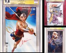 Comics Curated by Parigi Books, ABAA/ILAB