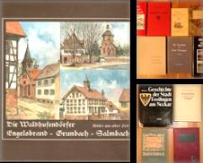 Baden-Württemberg Sammlung erstellt von Antiquariat Ingrid Degutsch