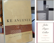 Art Books Curated by Colophon Book Shop, ABAA