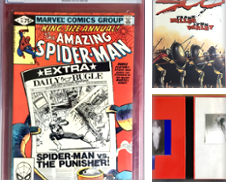 Comix & Graphic Novels Curated by OUTSIDER ENTERPRISES