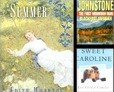 Historical Fiction Sammlung erstellt von Second Chance Books & Comics