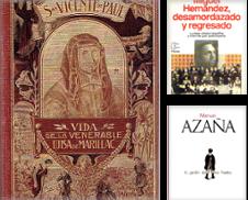 Biografias de LIBRERÍA LAS HOJAS