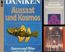 Esoterik Sammlung erstellt von Antiquariat Walter Mergenthaler - Nachf.