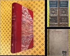 Post-Renaissance Sammlung erstellt von Unsworth's Booksellers, ILAB, ABA, PBFA.