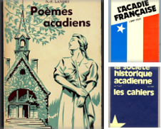 Acadian Curated by Colline Bunker Books