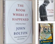 Memoir Curated by Christopher Morrow, Bookseller