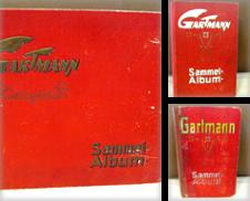 Alben & Sammelbilder Sammlung erstellt von Antiquariat Friederichsen