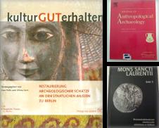 Anthropologie Sammlung erstellt von Hofbuchhandlung Löwenberg - Antiquariat