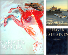 Finnish Art Curated by Moraine Books