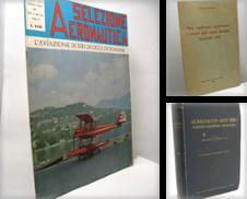 Aeronautica de Libreria Antiquaria Borgolungo