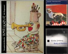 Ausstellungskataloge Sammlung erstellt von Rolf Kleikemper