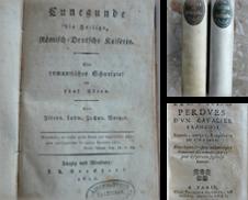 Literatur Sammlung erstellt von Antiquariat Dieter Zipprich