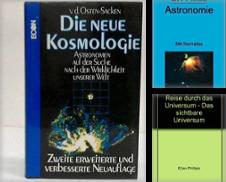 Astronomie Curated by Versandantiquariat Kerzemichel