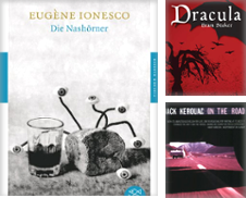 Literature Curated by Longhouse, Publishers & Booksellers